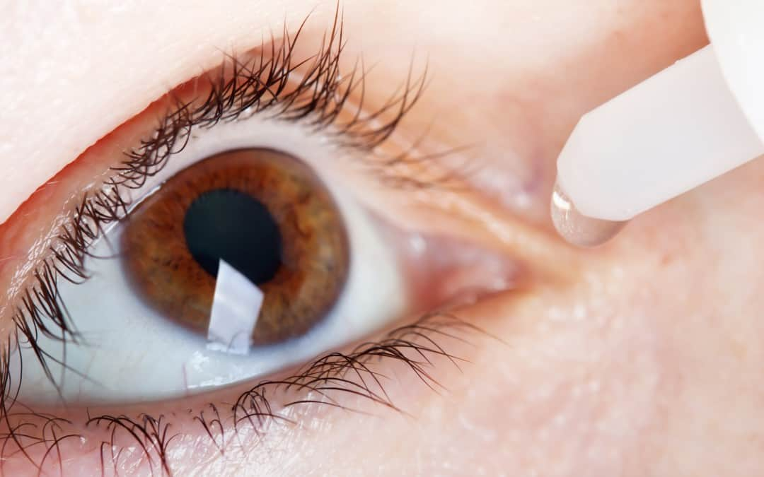 Dry Eye Syndrome: When Dry Eyes are Chronic