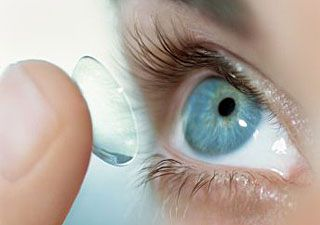 Caring for Contact Lenses