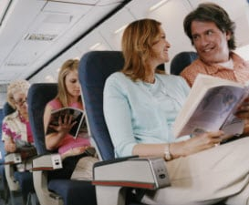How to Prevent Dry Eyes During Air Travel