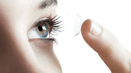 Keeping Your Contact Lenses Clean